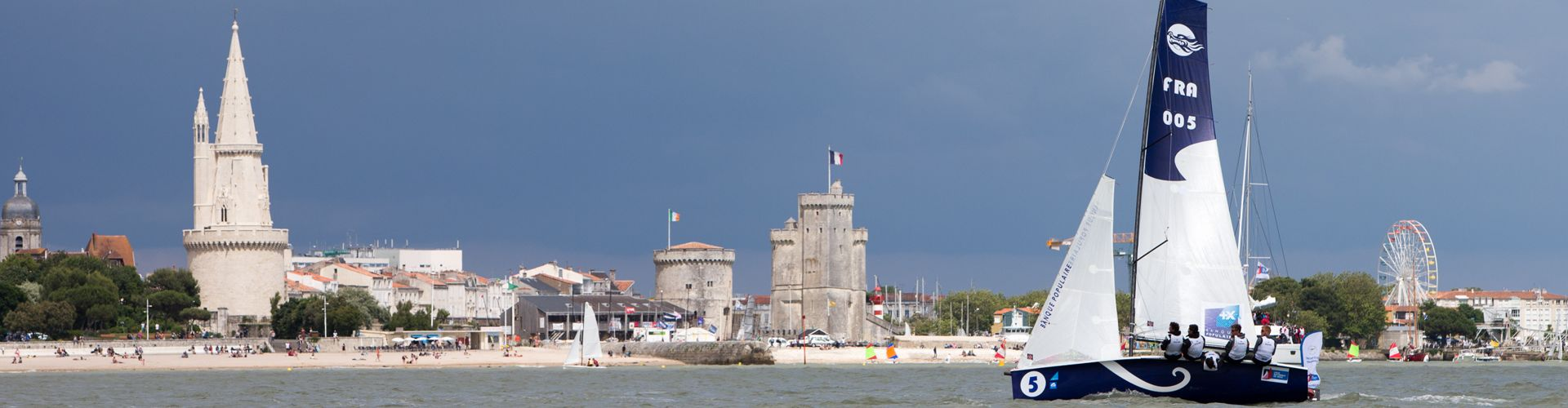 Ligue National de Voile- La Rochelle -16 au 19 Juin 2016